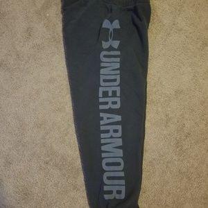 UnderArmour Calf Length Sweat Pants